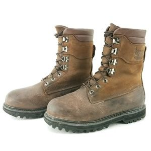 5ab975988b2 Cabela's Shoes | Cabelas Roughneck Overhaul Mens Work Boots | Poshmark